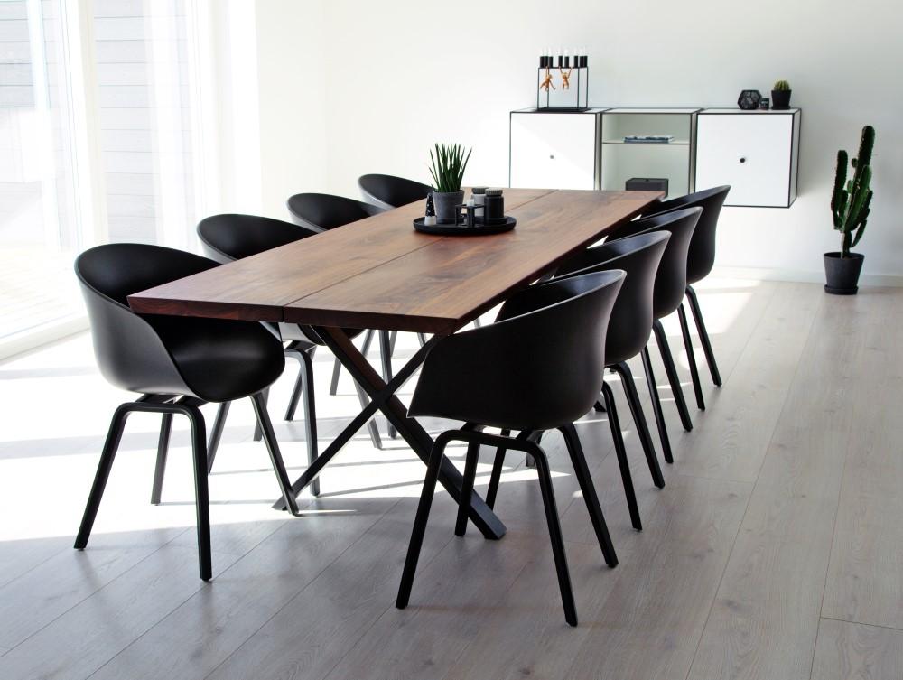 plankebord Plankebordet heimdal lavet i Amerikansk valnød plankebord