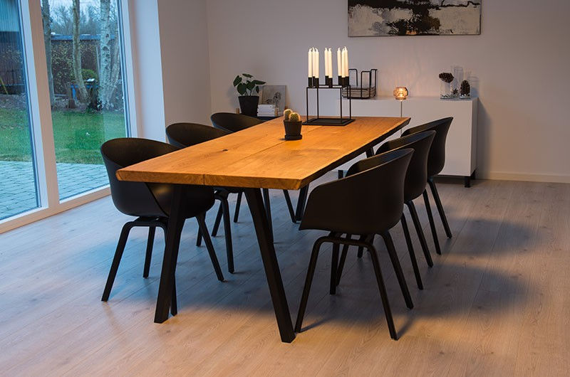 Ravna Plankebord I Egetræ   Naturplank.dk ApS