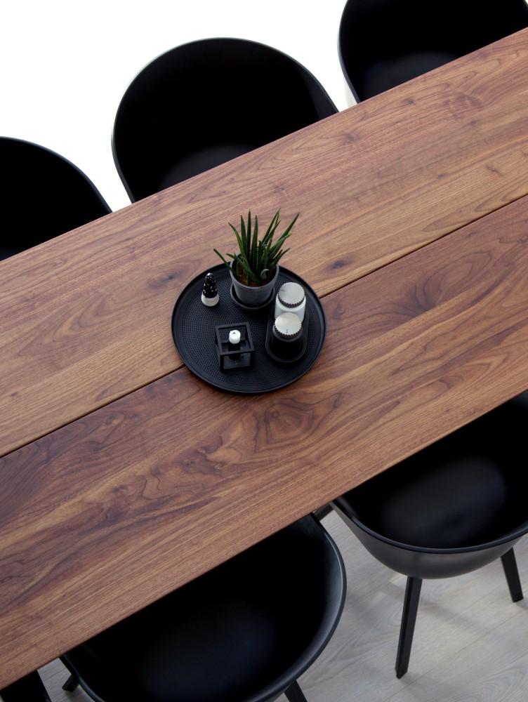 b1668de6bdb Plankebordet heimdal lavet i Amerikansk valnød