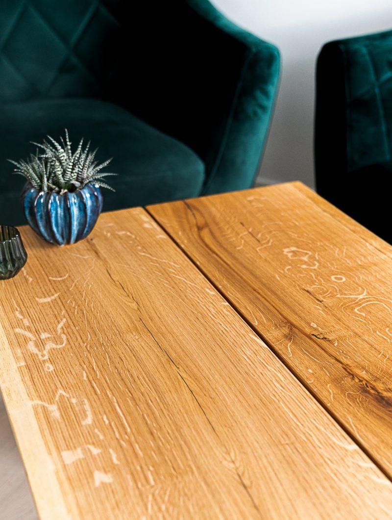 balder rustik sofabord